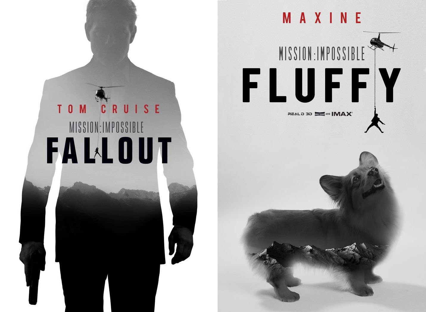 Mission: Impossible – Fallout - Mission: Impossible – Fluffy