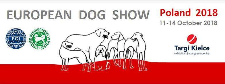 European Dog Show 2018 - Poland