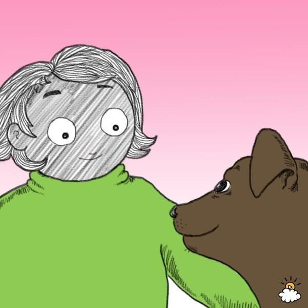 A kutya szeretetnyelve - Húzd fel a szemöldököd