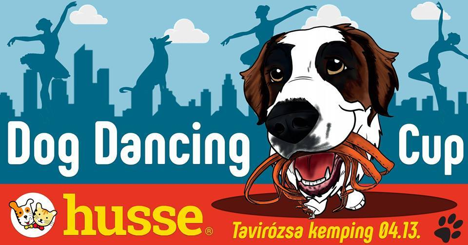 Husse Dog Dancing Cup