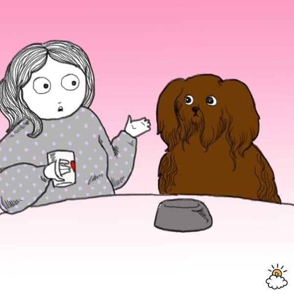 A kutya szeretetnyelve - Beszélj hozzá